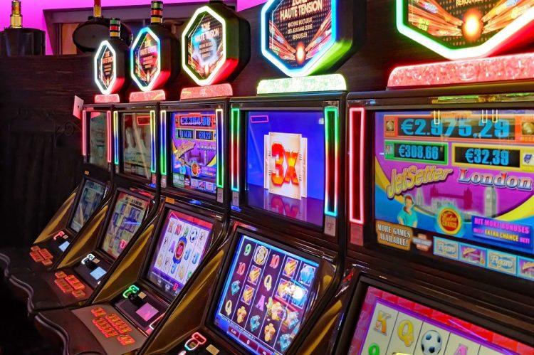 Machines à sous gratuites casino 770