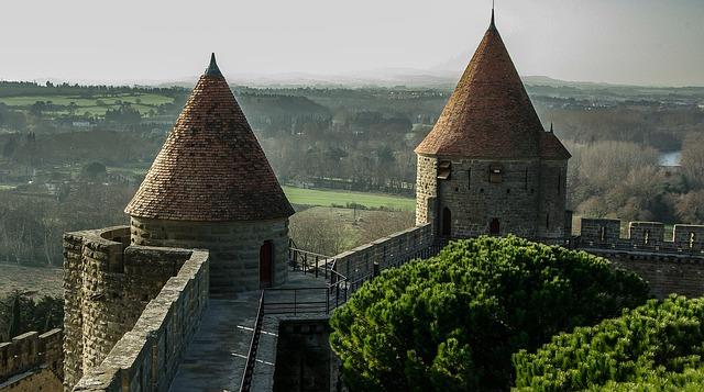 Location maison vacances Carcassonne